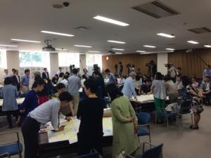 東京都 多摩の明日を考えるワークショップ